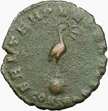 Constantius II  Constantine the Great  son Roman Coin  Phoenix Firebird i35024