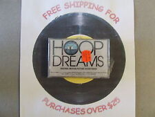 SEALED HOOP DREAMS ORIGINAL SOUNDTRACK CASSETTE MGC-4029