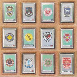 Panini 79 1979 Football Silk Badge Sticker Fridge Magnets - Various Teams