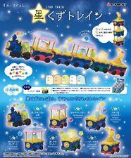 NEW Re-Ment Miniature Japan Sumikko Gurashi Star Train rement Full set of 6