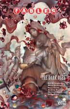 Fables, Vol. 12: The Dark Ages (Fables) [New Book] Graphic Novel, Paperback, A