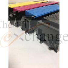 Kyocera TK-540K TK-540C TK-540M TK-540Y SET NEW Compatible Toners C5100DN
