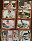 1955 Bowman Baseball Cards 38