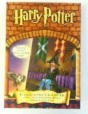 Harry Potter Hermione Granger & the Sorting Hat Puzzle Glow in the Dark New Seal