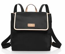 NWT $298 Kate Spade kennedy park neko Nylon Backpack! Black