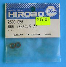 Hirobo Spare Parts Bearing 8x8x2.5 ZZ 2500-056 in Original Packagng