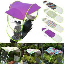 Safe Universal Motor Scooter Umbrella Mobility Sun Shade Rain Cover Waterproof