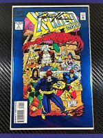 Marvel X-Men 2099 #1 Signed 2x by Ron Lim and Adam Kubert