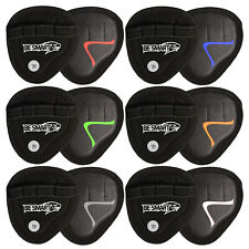 Weight Lifting Gym Grips Pads Hand Training Bar Straps Wrap Gloves-X