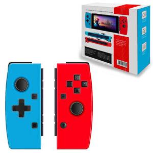 for Nintendo Switch Console Wireless Gamepad Controller Joy-Con Ergonomic Joypad