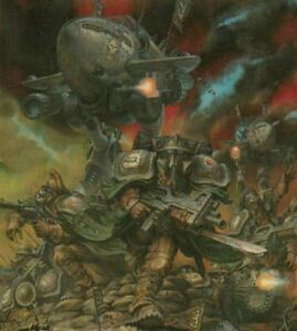 Warzone Target Games 1990's Sci Fi 28mm metal castings new Box C