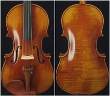 Maestro Stradivarius 15.5' Viola copy  #6869. Powerful tone