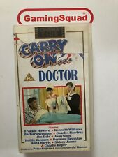 Carry On Doctor VHS Video Retro, Supplied by Gaming Squad