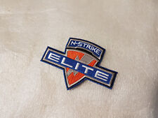 Nerf N-Strike ELITE PATCH - RARE AND COLLECTABLE Dart BLASTER l shotgun Rare