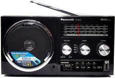 ***NEW*** PANASONIC RF-800U AM FM SW Shortwave USB Portable Radio