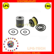 BRC gasphase FJ1HE + liquid phase filter ET98 + gasket set - type 2 LPG