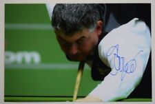 Snooker/Pool/Billiards Autographed Memorabilia