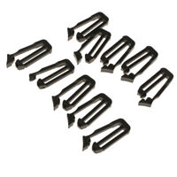 10x Molle Strap Backpack Bag Webbing Connecting Buckle Clip Outdoor  Tool