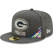 New Era 59Fifty Fitted Cap - CRUCIAL CATCH Green Bay Packers