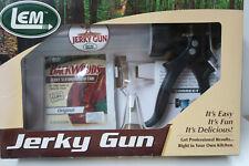 Lem Jerky Gun Heavy Duty Maker Beef Turkey Deer