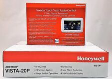 Honeywell Vista 20P With TUXWIFIW Tuxedo Touch Controller w/ Wi-Fi Kit Package