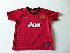 superbe maillot de football Manchester united angleterre