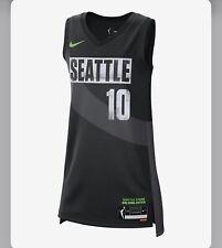 Sue Bird Basketball Jersey 2021 Nike Rebel Edition Seattle Storm Wnba Dc9602-010