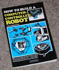 1978 Build a Computer-Controlled Robot w/ KIM-1 AIM 65 SBC 6502 Microprocessor