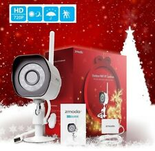 Zmodo 720p HD Outdoor Home Wireless Security Surveillance Video Camera System(1Z