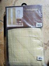 Tommy Bahama Green Curtains Window Treatments no packaging