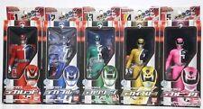 Bandai Sentai Hero Series Tokusou Sentai DEKARANGER Vinyl Figures Set of 5