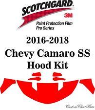 3M Scotchgard Paint Protection Film Pro Series 2016 2017 2018 Chevy Camaro SS