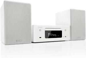 Denon CEOL-N11DAB Kompakt-Stereoanlage - Weiß