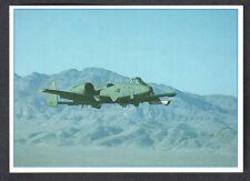 PROMO CARD: TOP PILOT (1996) #P2 A-10A THUNDERBOLT II