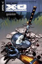 X-O MANOWAR VOL #2 TPB ENTER: NINJAK Robert Venditti VALIANT COMICS #5-8 TP