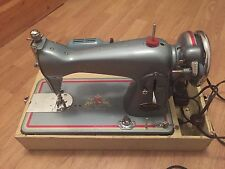 Vintage Piedmont Deluxe Sewing Machine Rare Find