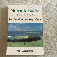 JEAN EDGECOMBE. NORFOLK ISLAND- SOUTH PACIFIC. 0646021591