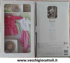 Mattel Barbie 55499 Fashion Model Collection Silkstone vestito Country Bound
