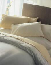 Polycotton Continental Square European Pillow Case White 65cm x 65cm