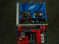 Jacksons Victory Japan CD