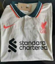 More details for brand new liverpool away shirt 21/22 size large