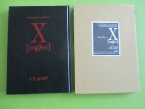 Artbook CLAMP - X - Zero: Illustrated Collection First Edition