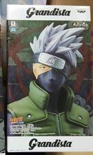 Banpresto Naruto Shippuuden Grandista Shinobi Relations 27cm Figure Kakashi