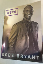 Kobe Bryant Commemorative Book Final Game 4/13 Staples RARE Limited Edition