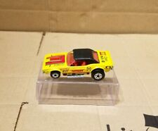 Matchbox Superfast Dodge Challenger ,#ToyMan#, yellow colour in mint condition.