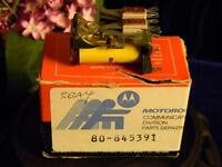 Motorola Magnecraft Relay;Serious Parts for Serious Electronics; New Old Stock
