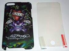 Hard Shell Snap On Case for Apple iPod Touch 2nd & 3rd Generations, Tattoo Print