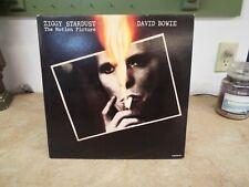 David Bowie Ziggy Stardust The Motion Picture 1983 LP VINYL ALBUM