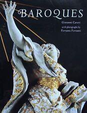 LIVRE/BOOK : BAROQUES (statue marbre,bois,pierre,polychrome ...)