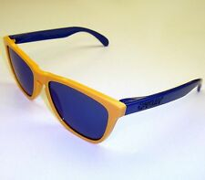 Oakley Frogskins Sunglasses-Aquatique Series-Drop Off Blue w/Blue Iridium Lens